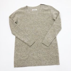 All Saints Shetland Wool Sweater Size 8